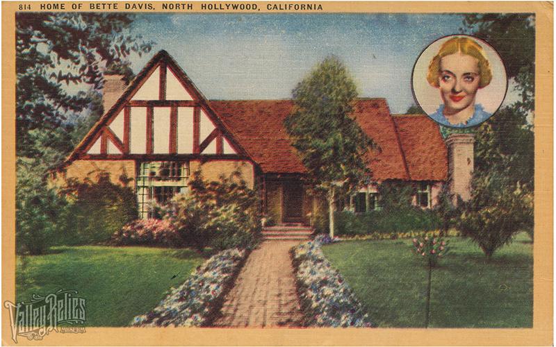 Home of Bette Davis