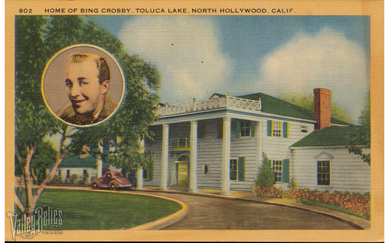 Home of Bing Crosby