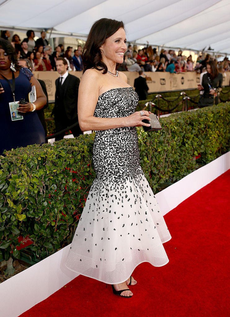 attends The 22nd Annual Screen Actors Guild Awards at The Shrine Auditorium on January 30, 2016 in Los Angeles, California. 25650_018