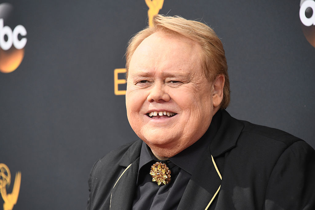 LOS ANGELES, CA - SEPTEMBER 18: Actor Louie Anderson attends the 68th Annual Primetime Emmy Awards at Microsoft Theater on September 18, 2016 in Los Angeles, California. (Photo by Frazer Harrison/Getty Images)