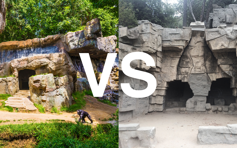 Which L A Zoo Is Better The Abandoned Zoo Or The Actual Zoo Los Angeles Magazine