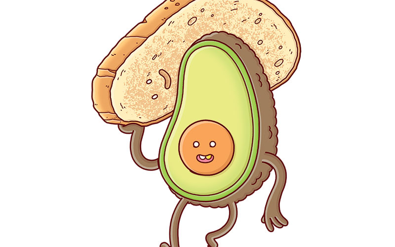 hellacuteavocado