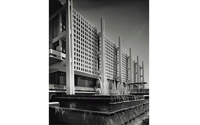 Metropolitan Water District Headquarters