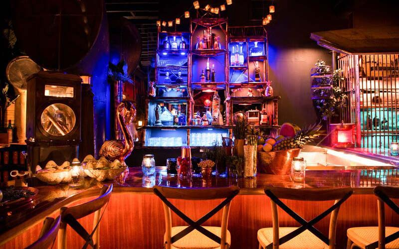 L A S Best New Tiki Bar In 50 Years Opens Downtown Los