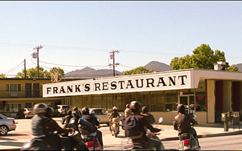 Where to Find the Most Iconic L A  Diners From Film and TV