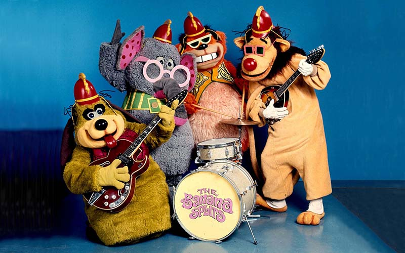 The Banana Splits Adventure Hour, 1968