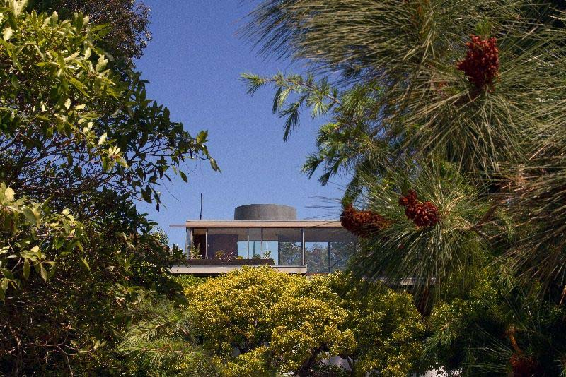 Richard Neutra's home in Silver Lake