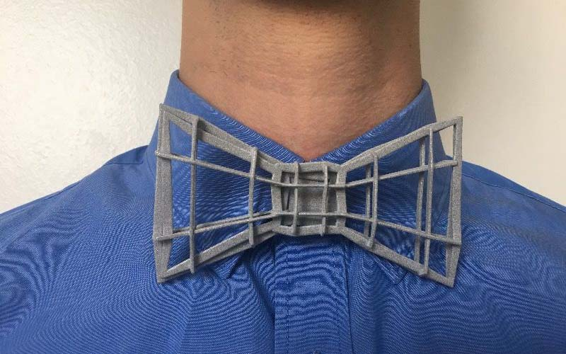 3D Printed Bow Ties
