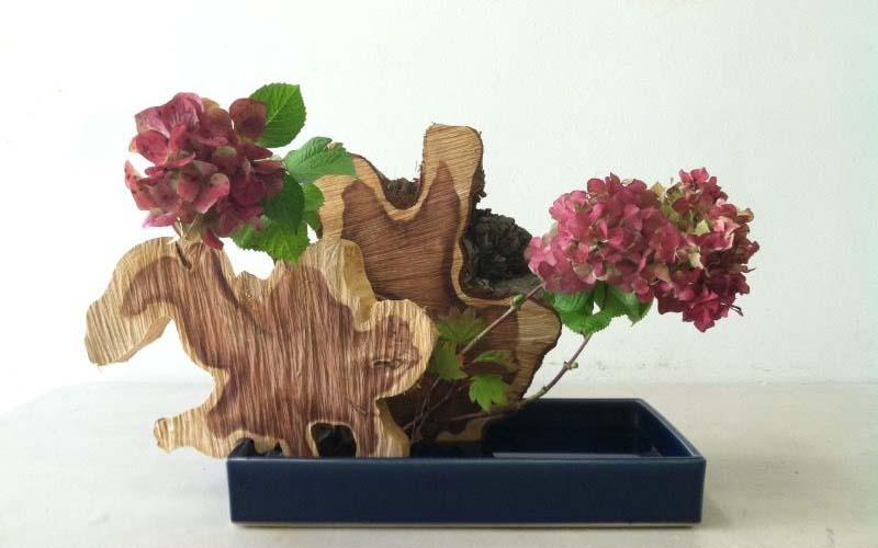 Ikebana Workshop w/ Ravi GuneWardena
