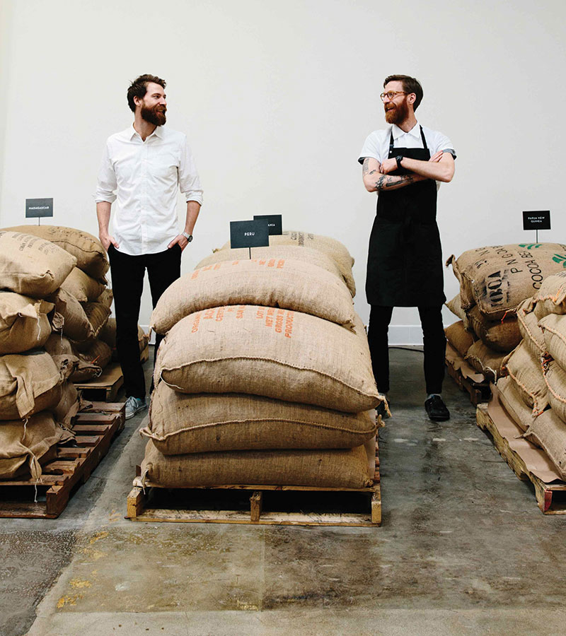 The Rise of Bean-to-Bar Chocolate Making in L A  Los Angeles