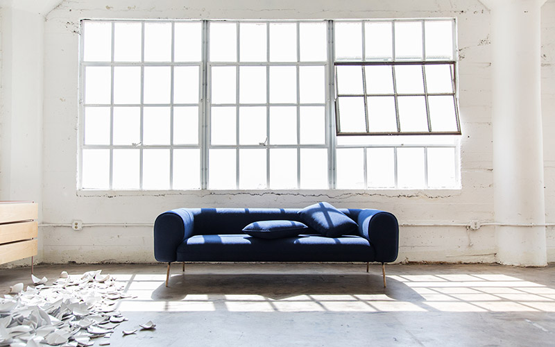 The Big Arm Sofa at Capsule Home