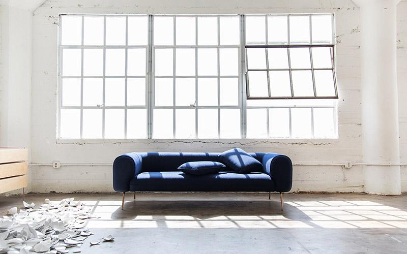 The Big Arm Sofa at Capsule Home