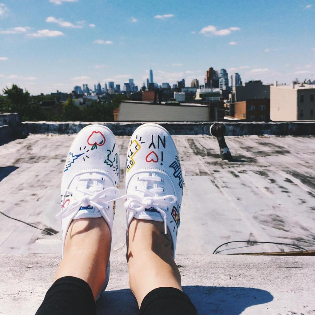 Keds Custom shoes
