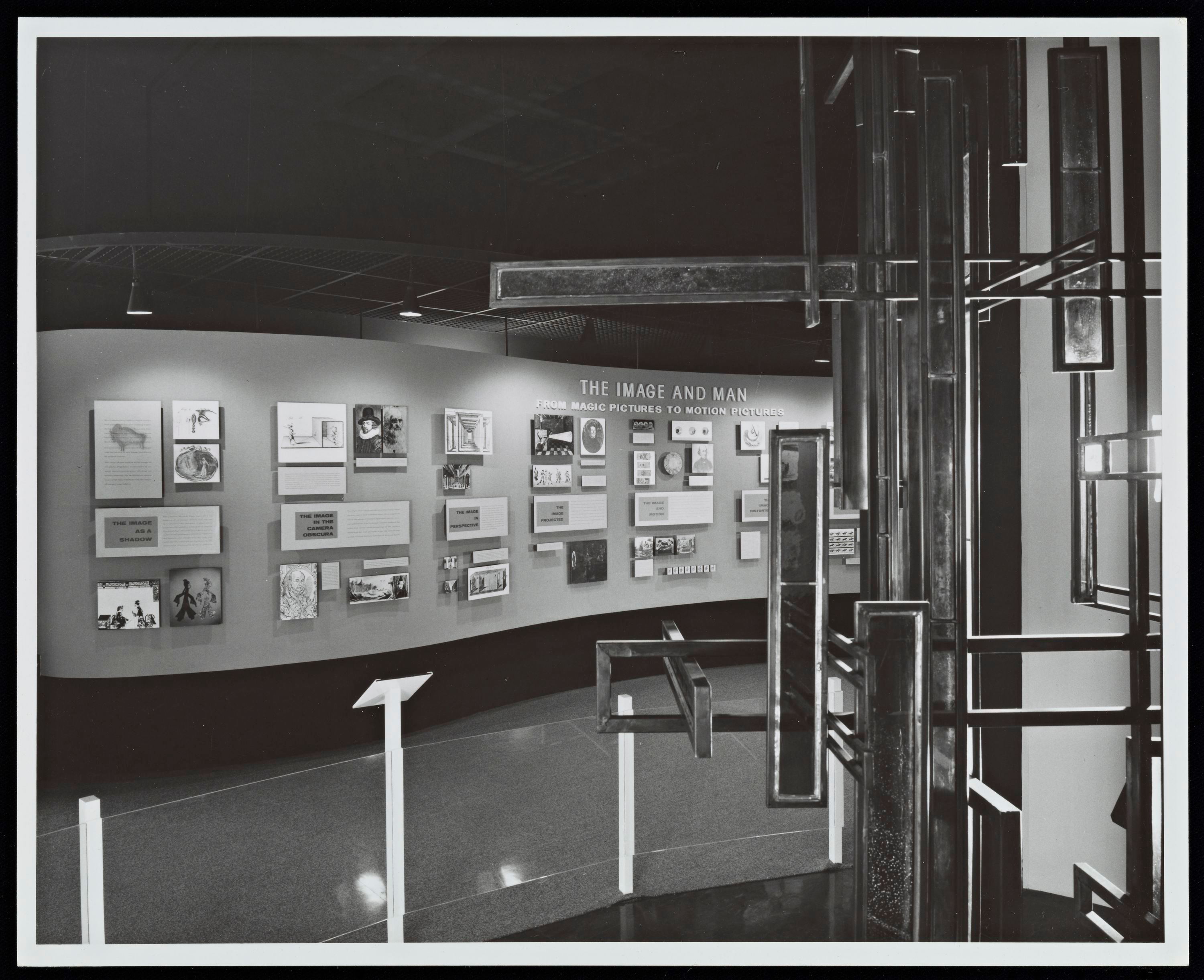 Exhibit at Lytton Center