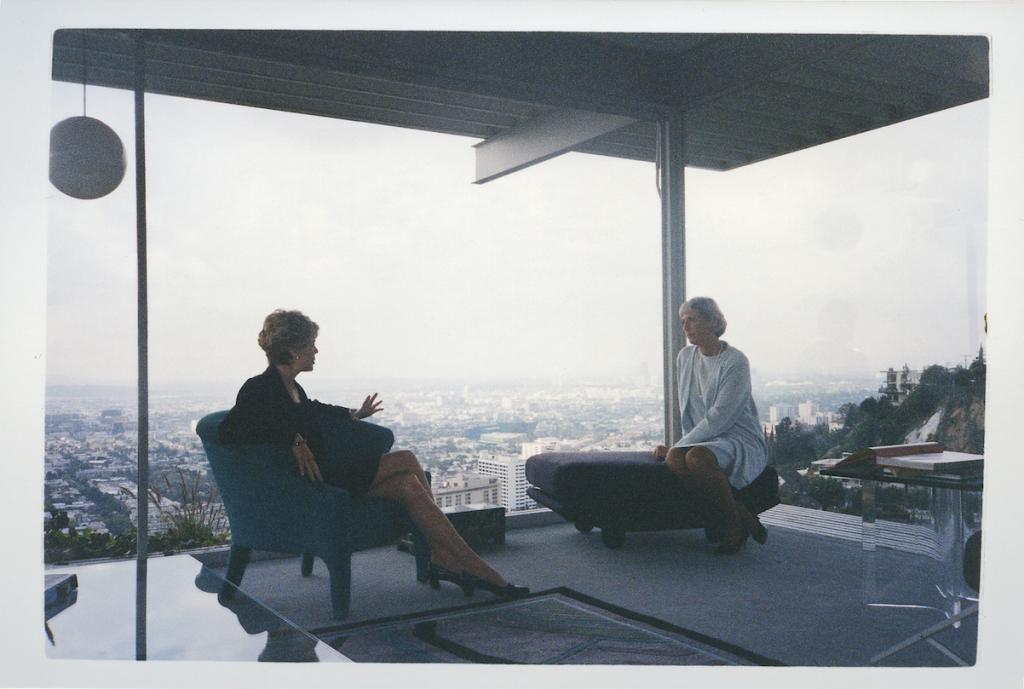 Ann Lightbody and Cynthia Murfee