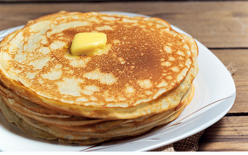 12 of the Best Pancakes LA Has to Offer