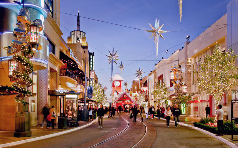 Christmas In La.Fun Wintry Things To Do Without Leaving L A