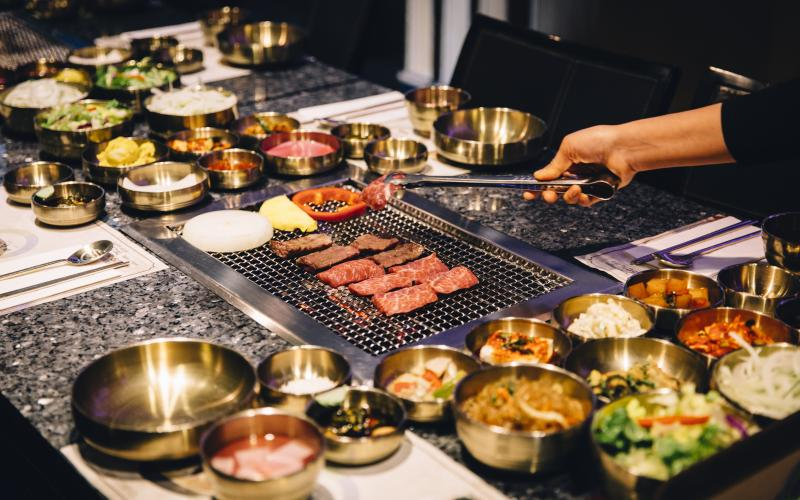 The 14 Must-Try Korean BBQ Joints In L.A.