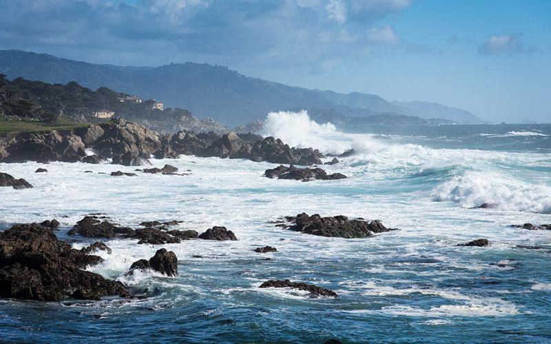 Pacific Ocean Beach, California Royalty Free Stock Image ...  |Pacific Ocean California
