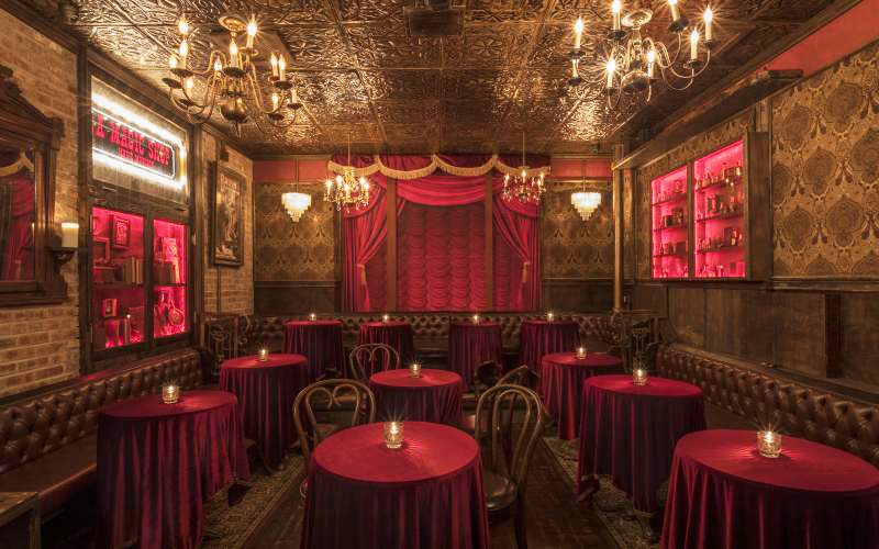 A Magnificent New Magic Club Is About To Appear In Los