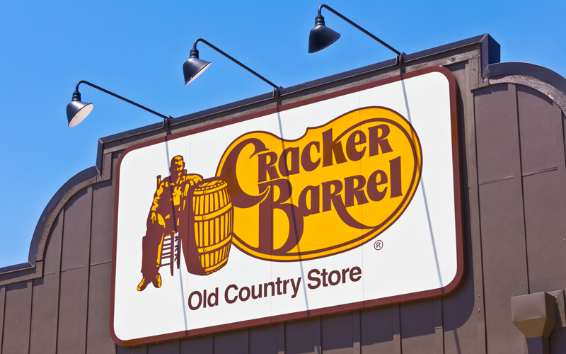 At Long Last Cracker Barrel Is Coming To One City In California