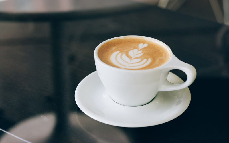 the most delicious coffee in l a that no one is writing about