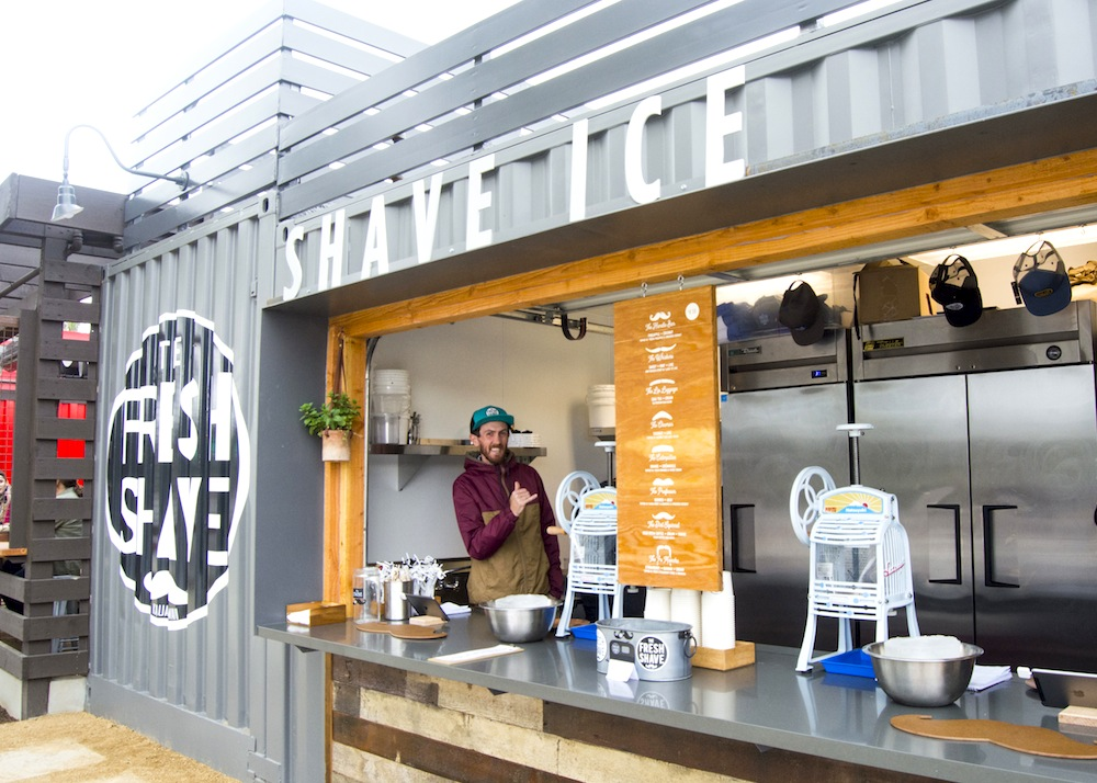 Long Beach S Shipping Container Food Plaza Wants Your Next