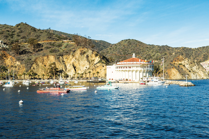 weekend getaways catalina island