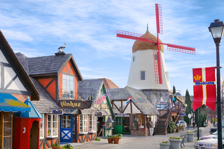 Solvang It S Not Just The Place You Take Your Aunt When