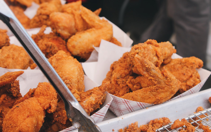 Chicagos Famed Harolds Chicken Shack Is Coming To La Los Angeles