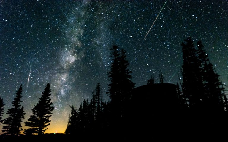 Best Places to Watch the Perseid Meteor Shower Around L.A.