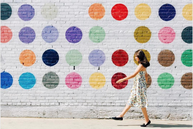 The Best Instagram Walls In Los Angeles For Staging The Perfect Shot
