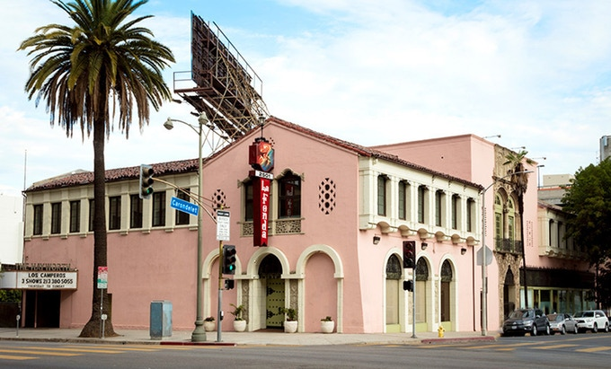 This Historic Theater Will Be Reborn as a New Hub for L A