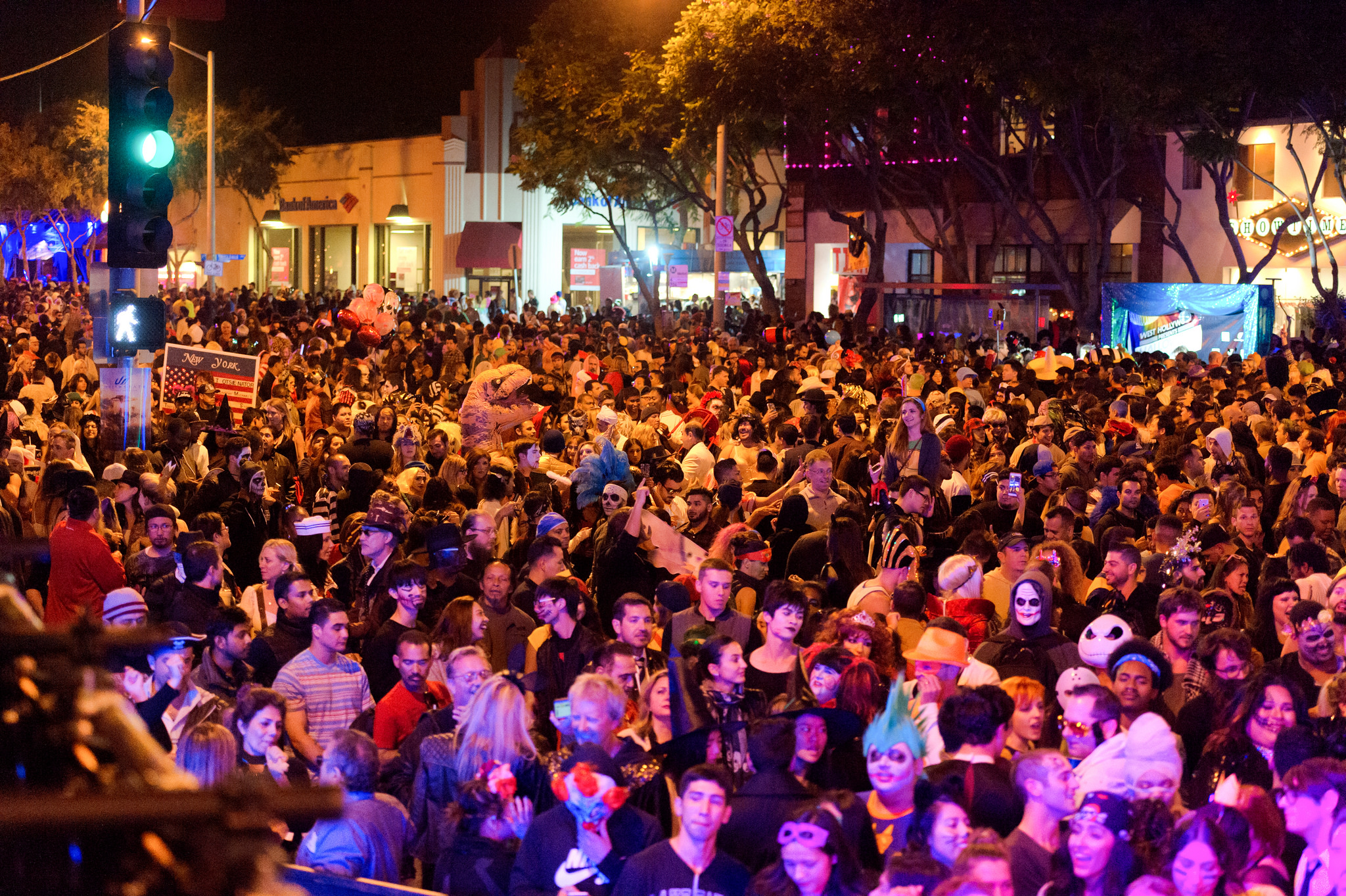 everything you need to know about the west hollywood halloween