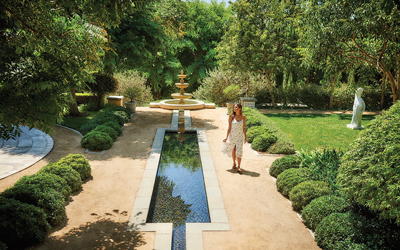 A Guide to L.A.\'s Best Secret Gardens Los Angeles Magazine