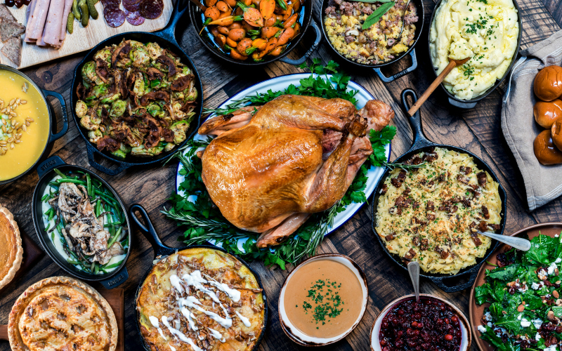 12 Ways To Win Thanksgiving Dinner In L A Without Even Trying Los