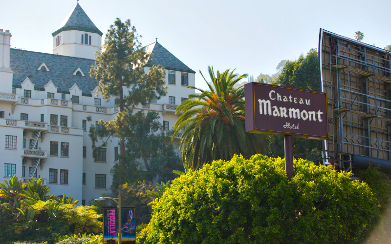 chateau marmont andre balazs