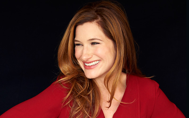 Kathryn Hahn Is Everyone's Christmas Miracle Los Angeles ...