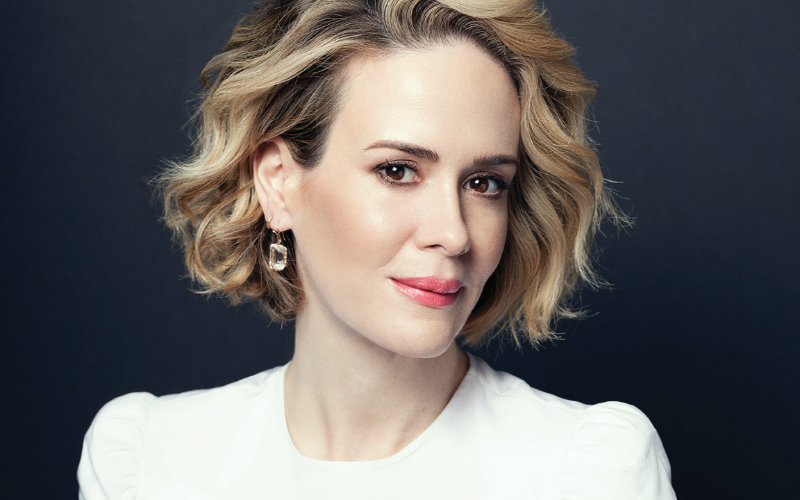 Sarah Paulson Steps Into Another Surprising Role Los Angeles Magazine