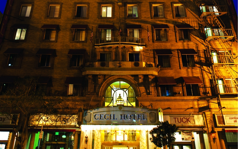 5 Vintage Hotels Where Downtown S Haunted Past Comes To Life