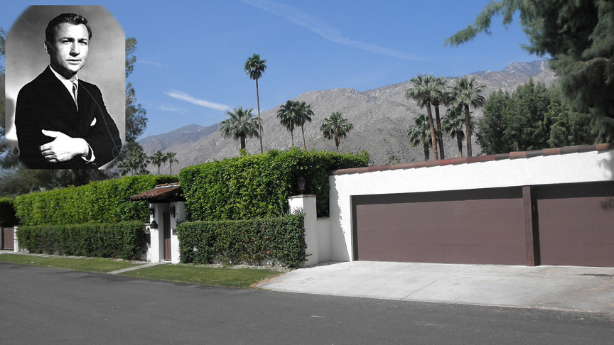 Courtesy Of Palm Springs Celebrity Homes