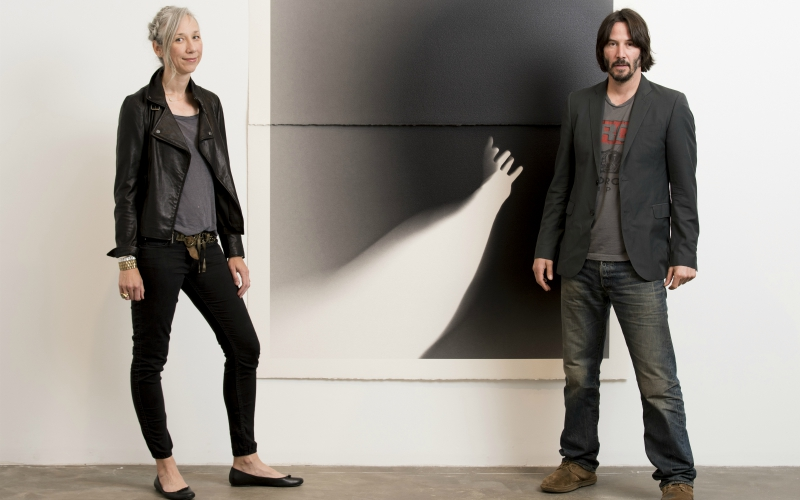 Keanu Reeves Is Publishing Books That Are Beautiful ...