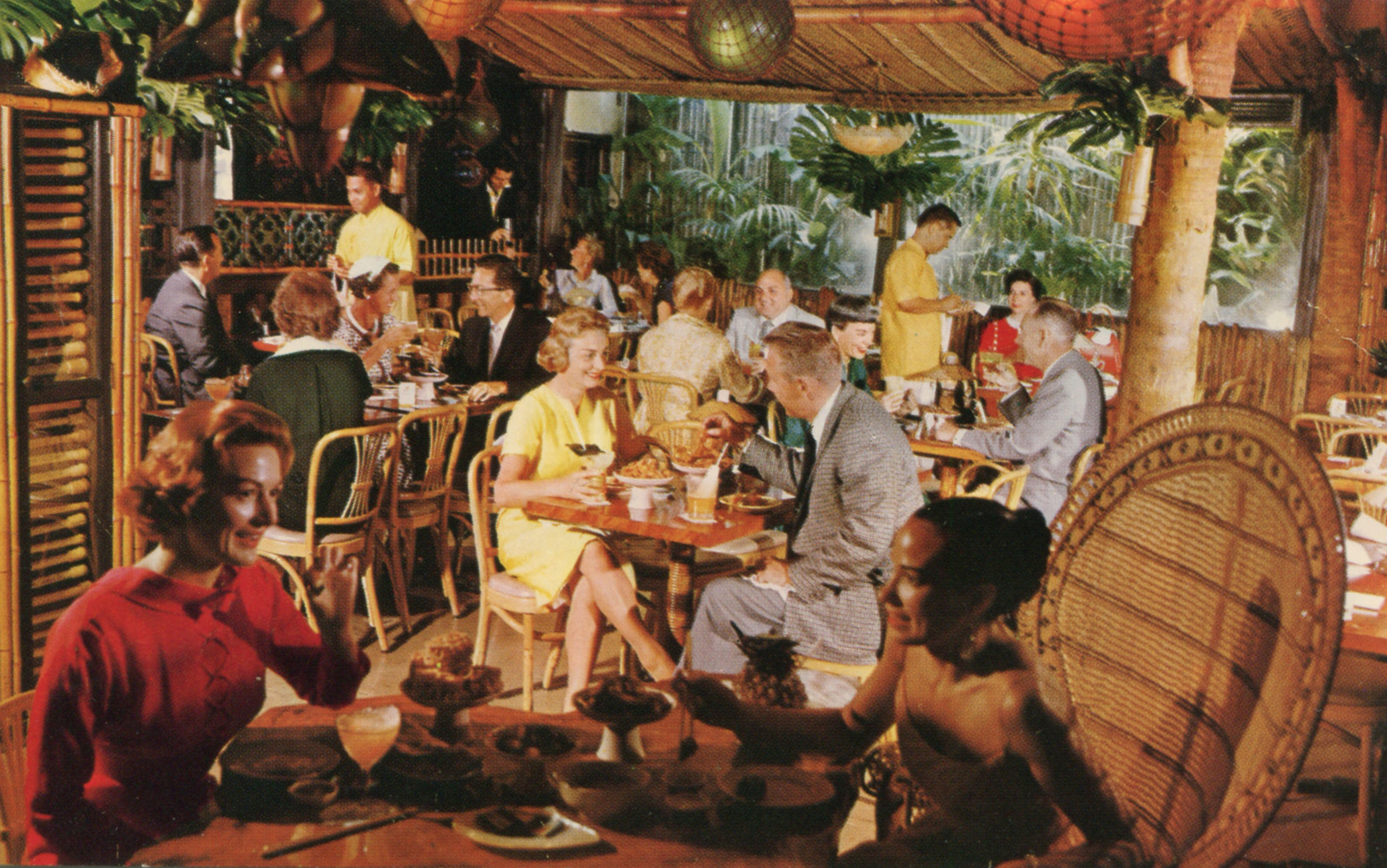 Some Of The Most Obscure Vintage Tiki Drinks Have Finally Been