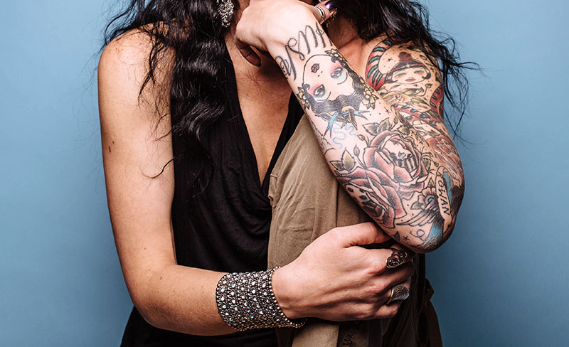 43773de7c 12 L.A.-Based Women Tattoo Artists You Need to Follow on Instagram