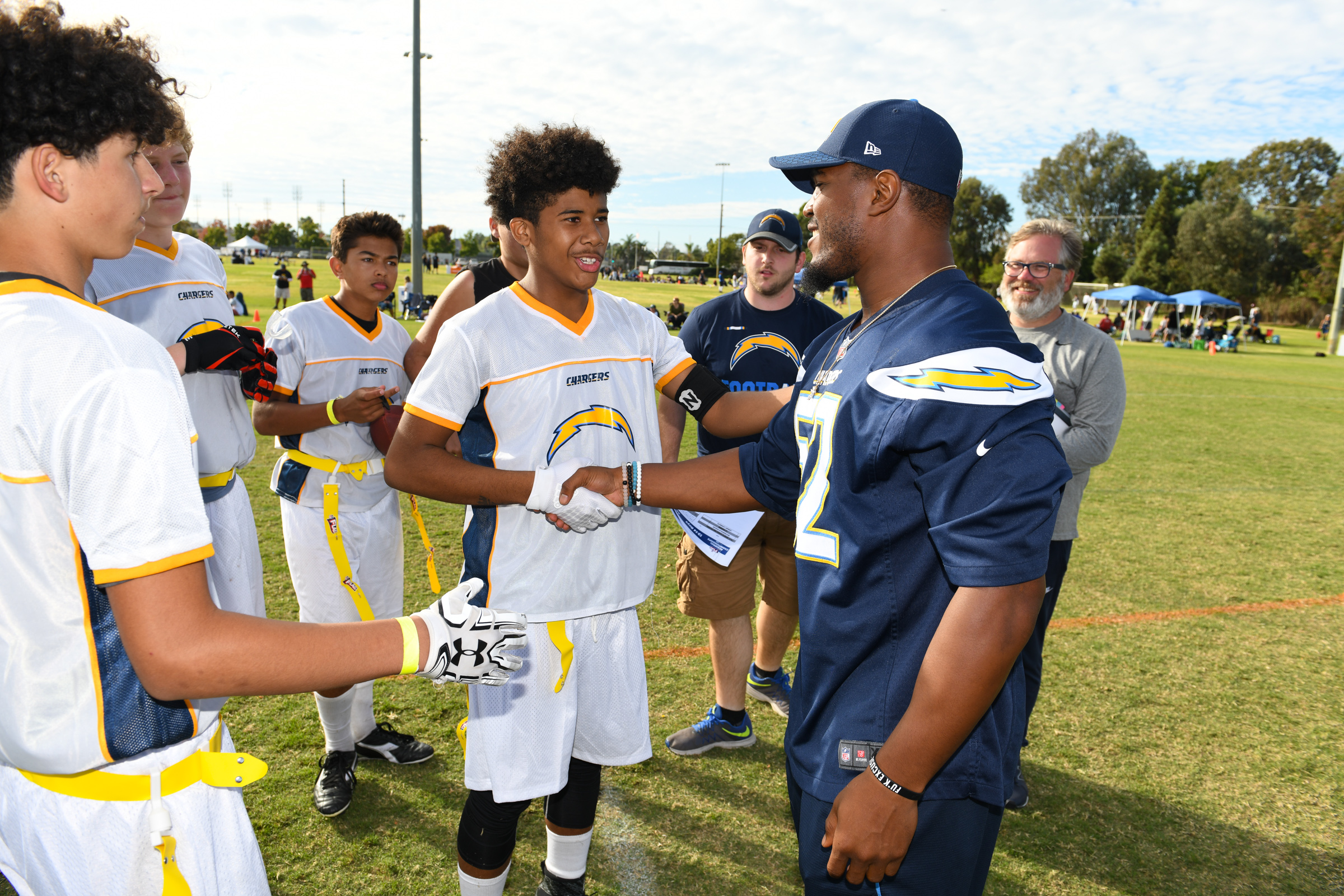 Los Angeles Chargers Making an Impact in L.A.