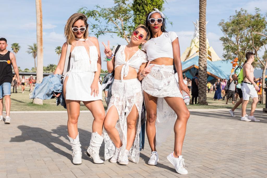 coachella fashion festival style best coachella looks
