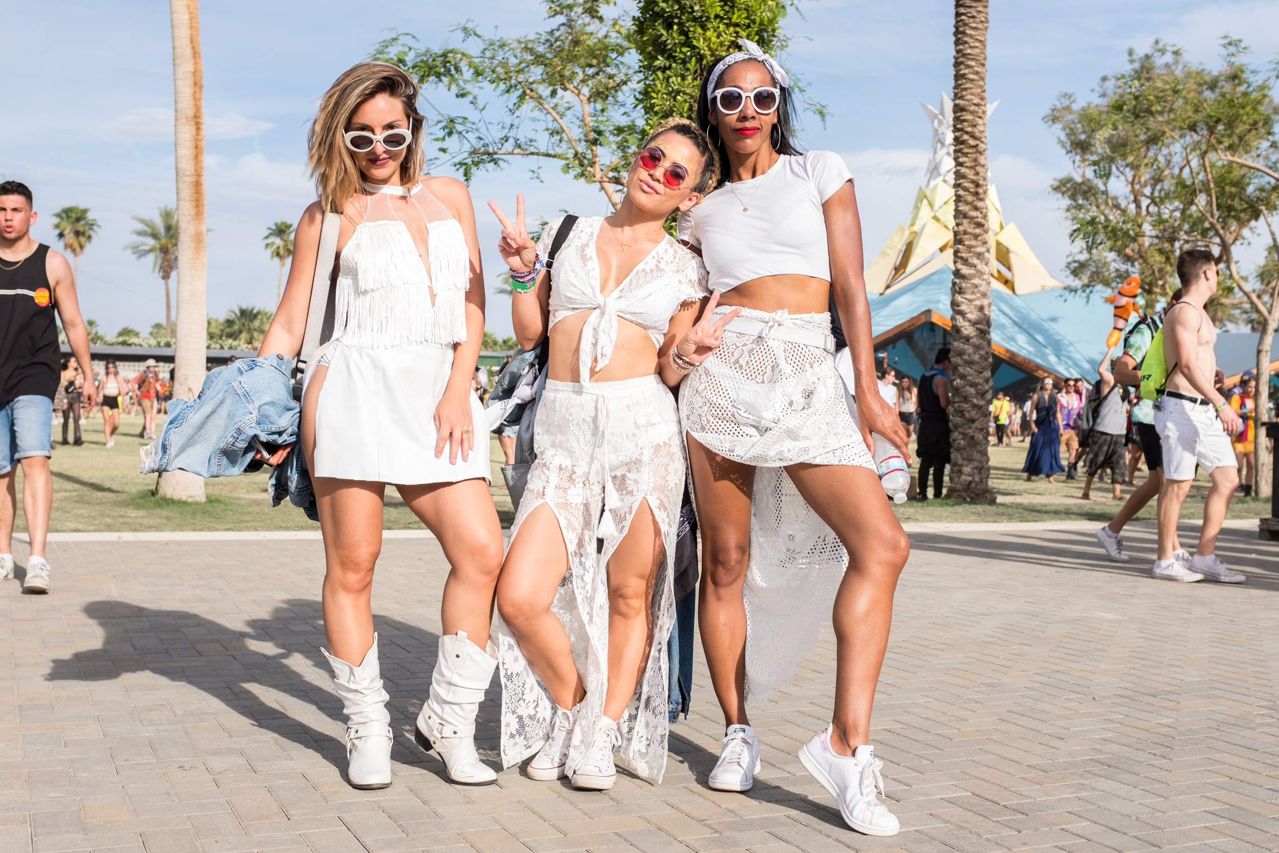 coachella fashion that gave us life and some that raised