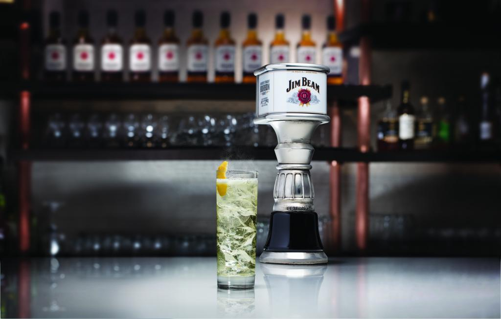 High Tech Cocktail Machines Are Now Dispensing Drinks At