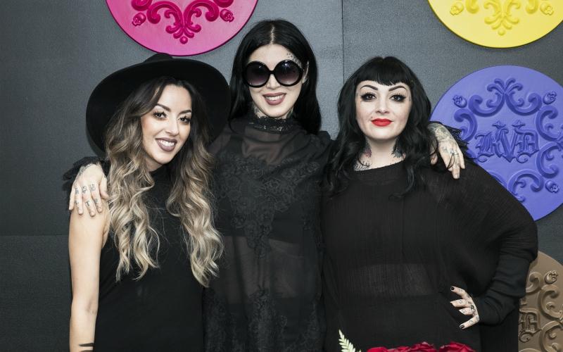 How Tattoo Queen Kat Von D Became a Makeup Mogul Los Angeles Magazine
