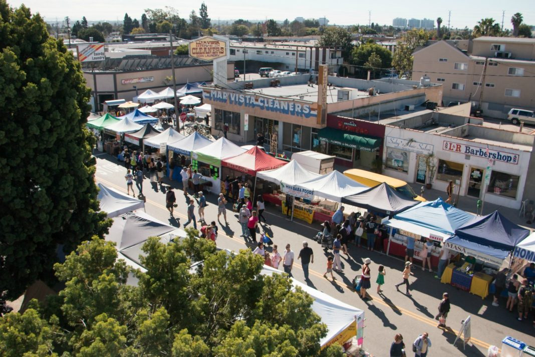 best farmers markets los angeles
